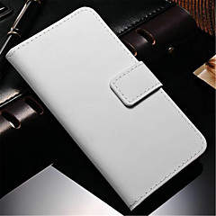 Genuine Leather Wallet Case for Samsung Galaxy Note 4 N9100