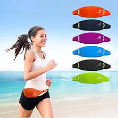 Bel Çantaları Omuzbandı Cep Telefonu Çanta içinKamp & Yürüyüş Balıkçılık Tırmanma Fitness Serbest Sporlar Seyahat Güvenlik Bisiklete