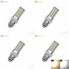 SENCART 4 x E27 B22 E14 G9 GU10 15W 180 x 2835SMD 1200LM Warm White / Cool White Led Light Bulbs(220-240V)