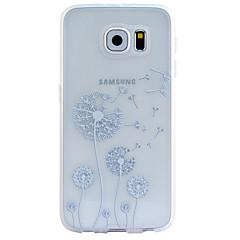 Για Samsung Galaxy Θήκη Διαφανής / Με σχέδια / Ανάγλυφη tok Πίσω Κάλυμμα tok Ραδίκι TPU Samsung S6 edge plus / S6 edge / S6 / S5 / S4 / S3