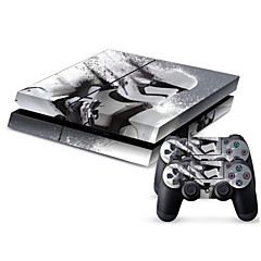 B-Skin® PS4 Protective Sticker Cover Skin Controller Skin Sticker