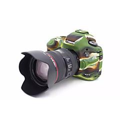 캐논 EOS의 5D 마크 III 5d3 5ds의 5dr 소프트 실리콘 갑옷 피부 고무 카메라 커버 케이스 가방 dengpin