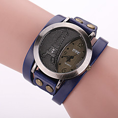 Xu™ Women's Fashion Retro Personality Tower Cowhide Belt Quartz Watch Cool Watches Unique Watches