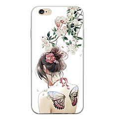 XiMaLong TPU Shell Of Coloured Drawing Or Pattern FOR Iphone 6 4.7