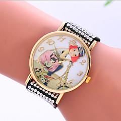 Ms. 2016 New Ribbon Hot Girls Bracelet Watch Fashion Watch Cool Watches Unique Watches