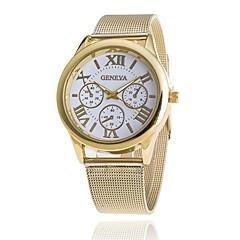 Damen Modeuhr Quartz Legierung Band Gold Marke- Xu™