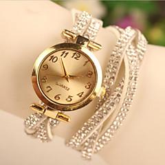 Mevr. Koreaanse mode kasjmier nieuwe aanbieding gouden horloges