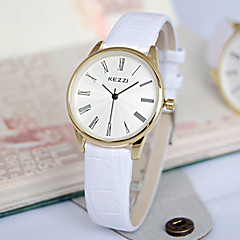 Women's Fashion Strap Watch Simplicity Creative Quartz Leather Lady Watch Cool Watches Unique Watches