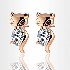 AAA Cubic Zirconia Stud Earrings Drop Earrings Hoop Earrings Earrings Set Earrings Jewelry Women Halloween Wedding Party Daily Casual