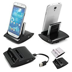 cwxuan® 3 in 1 työpöydän tietojen synkronointi maksu otg asema usb kehto laturi Samsung Galaxy S4 i9500