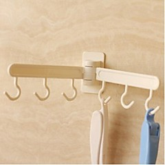Multi-function Folding Cloth Rack Towel Rack Kitchen Cabinets