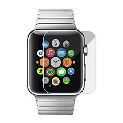 38mm | 42mm transparante ultradunne hd temped glas screen protector voor apple horloge