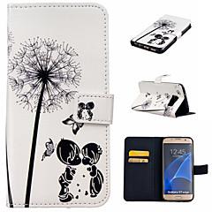 lapsi kuvio pu nahka puhelin kotelo Samsung Galaxy S3 / S4 / S5 / S6 / s6edge / s6edge + / S7 / s7edge / s7edge plus