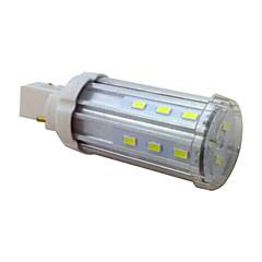 5W G24 LED 콘 조명 T 20 SMD 5730 100 lm 따뜻한 화이트 내추럴 화이트 장식 AC 85-265 V 1개