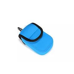 캐논 파워 샷 G9 x에 대한 dengpin 네오프렌 소프트 카메라 보호 케이스 가방 파우치 (모듬 색상)
