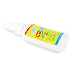 fehér emulzió ragasztó make fodorított szalag papír 40ml