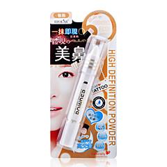 1 Concealer/Contour Våd / Mat / Mineral Blyant Længerevarende / Concealer / Naturlig Ansigt Krystal Zhejiang MJ