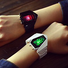 2016 Fashion LED Screen Watch Luminous Light-Emitting Strap Students Lovers Watches (Assorted Color) Cool Watches Unique Watches