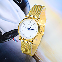 Women's Fashion Watch The New Gold Silver Belt Quartz Watch Cool Watches Unique Watches