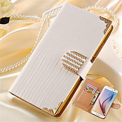 Luxury PU Flip Leather Wallet Bags Stand Design Cases  Cover For Samsung Galaxy S3/S4/S5/S6/S6 Edge/S6 Edge+/S7/S7 Edge