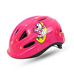Helmet Pyörä ( Valkoinen / Punainen / Vaaleanpunainen / Sininen , EPP )-de Lasten - Pyöräily Puolikuori N/A Halkiot Yksi koko