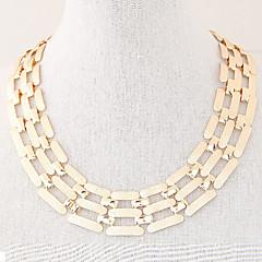 Dames Choker kettingen Kettingen Legering Modieus Kostuum juwelen Sieraden Voor Feest Dagelijks Causaal