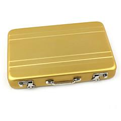 Luottokorttikotelot - Aluminum - Cute - Kulta -