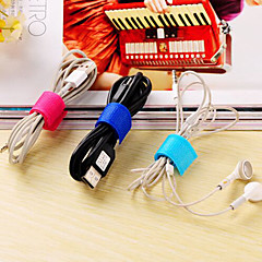 Travel Earphone Holder / Cable Winder Travel Storage Plastic