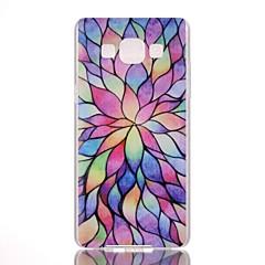 For Samsung Galaxy etui Mønster Etui Bagcover Etui Geometrisk mønster PC for Samsung A7(2016) A5(2016) A3(2016) A5 A3