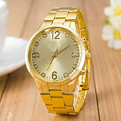Women's Men Fashion Quartz Wrist Watch Alloy Band Cool Watches Unique Watches