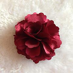 z&X® ύφασμα λουλούδι καρφίτσα κόμμα / καθημερινή / περιστασιακή 1pc