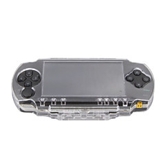 Borse, custodie e pellicole-PSP1000-Logitech- diPolicarbonato-Sony PSP-Audio e video-Mini