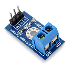 Voltage Detection Module Voltage Sensor Electronic Building Blocks for Arduino