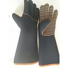 SBR Neoprene Fishing Gloves Hunting Duck Gloves 100% Total Waterproof 3.5mm Thickness Warm