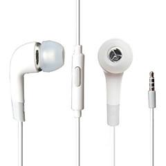 3.5mm bedraad oordopjes (in het oor) voor computer