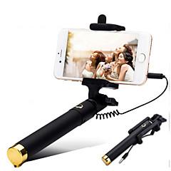 mini 3 udvides håndteret stick med indbygget fjernbetjening lukker designet til æble, android smartphones