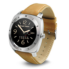 dm88 έξυπνο ρολόι, οθόνη του καρδιακού ρυθμού / tracker ύπνου / hands-free κλήσεις για iOS και Android smart phones