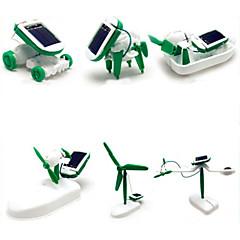 6 1 DIY Solar kreatives Spielzeug Spielzeug