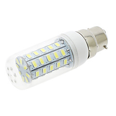4W E14 / G9 / GU10 / B22 / E12 / E26 / E26/E27 LED Corn Lights T 48 SMD 5730 600 lm Warm White / Cool White AC 85-265 V 1 pcs