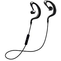 le sport sans fil Bluetooth earhook casque 4.1 stéréo à l'oreille avec microphone pour les téléphones iphone samsung téléphone portable
