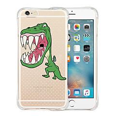 Non guardare me custodia morbida posteriore trasparente in silicone per iPhone 6 / 6s (colori assortiti)
