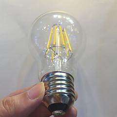1 Stück kwb E26/E27 7W / 8W 8 COB 750 lm Warmes Weiß A60(A19) edison Vintage LED Glühlampen AC 220-240 V