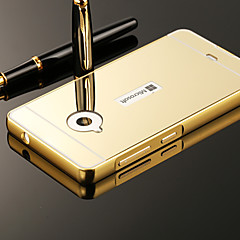 Na Etui Nokii Galwanizowane / Lustro Kılıf Etui na tył Kılıf Jeden kolor Twarde Akrylowy Nokia Nokia Lumia 535