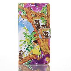 til Samsung Galaxy s8 plus træ læder pung til Samsung Galaxy S3 S4 S5 S6 S7 s5mini s6 kant S7 plus s7 kant