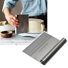 Cuisine+D3923 & Pâtisserie Spatules Pour Gâteau For Chocolate Pour pain Acier Inoxydable Haute qualité