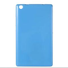 """caucho de silicona caso de la piel de gel para la lengüeta 2 lenovo a8-50f 8 """"tableta (colores surtidos)"""