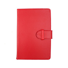 7 Inch Universal Leather Stand Case Cover For Samsung Android Tablet PC