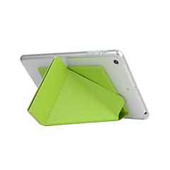 Smart Cover voor Apple iPad 6 transformator slimme geval voor de iPad mini 4 TPU lederen tas met standaard functie neer