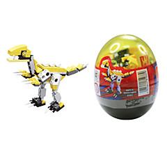 dr 6302 jouets lego nouveau le dinosaure tordu bloc bloc d'oeuf de puzzle pour tenir les jouets pour enfants assemblés