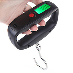 Travel Travel Luggage Scale Luggage Accessory Portable / Elastic Plastic / Stainless Steel